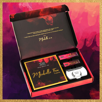 Fuschia Michelle Fox Collection Box